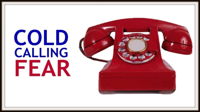 Best SALES TIP • How To Stop The Fear Of Cold Calling. Bryan Toder Advice-Training