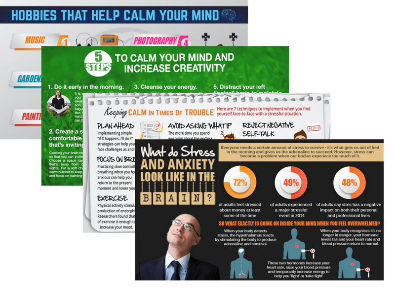 Stress-Free Infographics